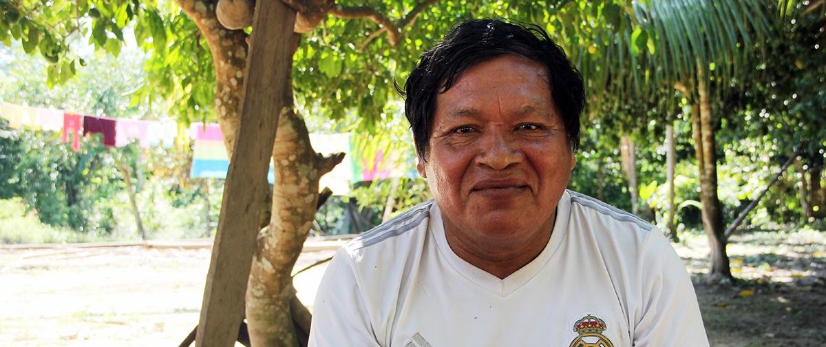 Simeón Guaji Guaji, un mojeño al servicio del pueblo Tsimane