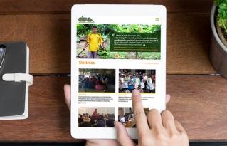 Lanzamiento de Nueva WEB de CIPCA