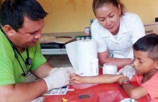 CIPCA y Redes de Salud del Norte Amazónico se alían para la detección de salud nutricional de niños y adolescentes