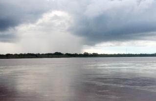Inundaciones, desbordes y riadas en el departamento de Beni