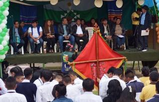 En Monteagudo conmemoraron 127 años del asesinato del líder guaraní Apiaguaiki Tumpa