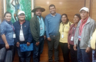 Capitanías de Guakareta y Kereimbarenda hacen seguimiento a procesos de sus Cartas Orgánicas Municipales