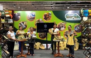Concluyó con éxito la EXPOFOREST 2019 con la participación de productores indígenas y campesinos