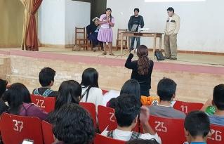 Jóvenes del Cono Sur destacan políticas para el empleo juvenil en la Propuesta de Ley de la Juventud de Cochabamba