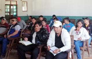 Jóvenes de Charagua Iyambae se especializan en gestión pública comunitaria y autonomías indígenas en la Nación guaraní