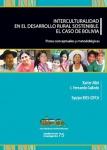 Interculturalidad en el desarrollo rural sostenible. El caso de bolivia