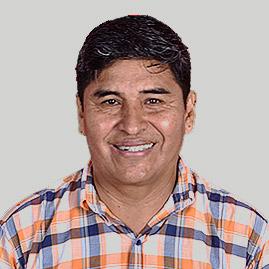 Director CIPCA Norte Amazónico Adrián Cruz Quentasi