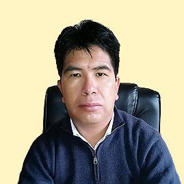 Director CIPCA Altiplano Fredy Villagomez Guzmán