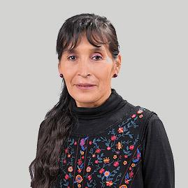 Directora a.i.  Regional CIPCA Cochabamba María Isabel Oblitas Roselio