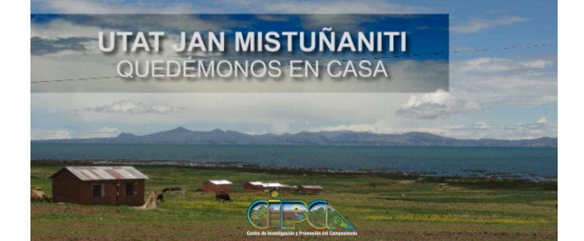 Video cuidados frente al COVID-19 en aymara