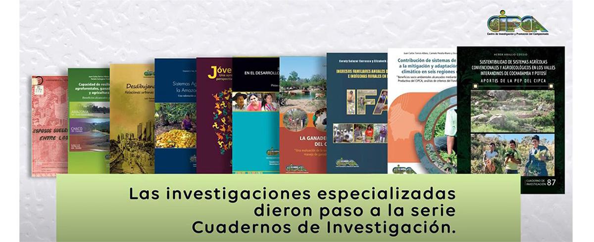 La investigación en el CIPCA