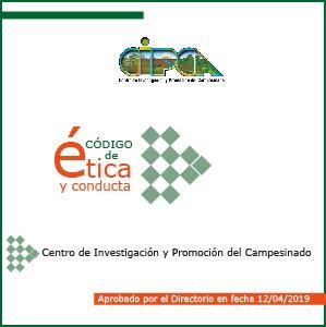 Ética en CIPCA