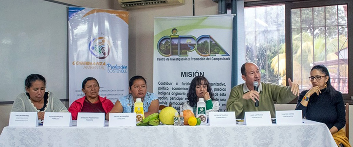 Mujeres indígenas empoderadas y libres de violencia, un desafío para CIPCA