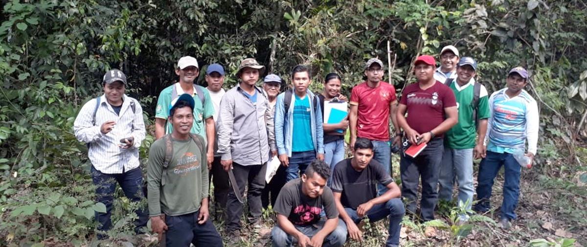 Gestores Agroforestales culminan con éxito su formación en gestión territorial en el Norte Amazónico