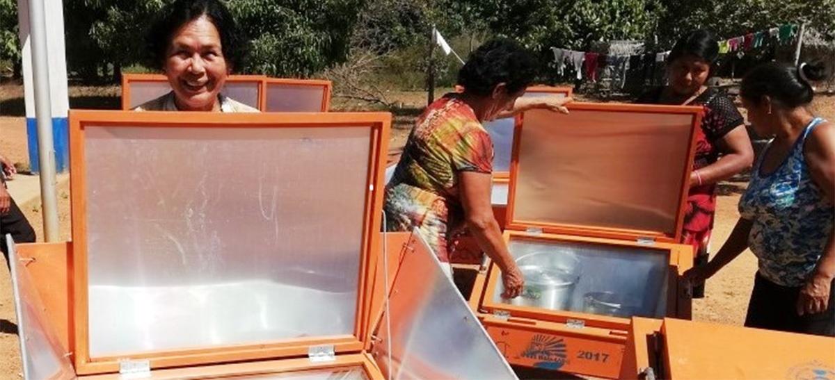 Resultados e impactos del uso de las cocinas solares en la Amazonía Sur