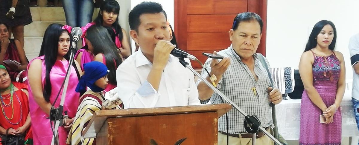 Jóvenes Conmemoran con Poesía Guaraní los 128 años de Kuruyuki