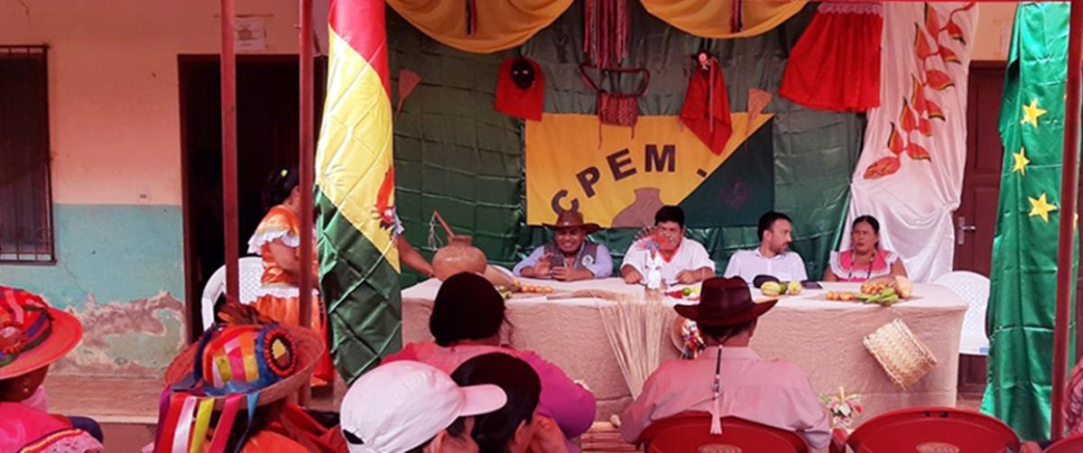 El escenario político nacional y el nuevo PLUS del Beni reúnen a los pueblos indígenas de la Amazonía Sur