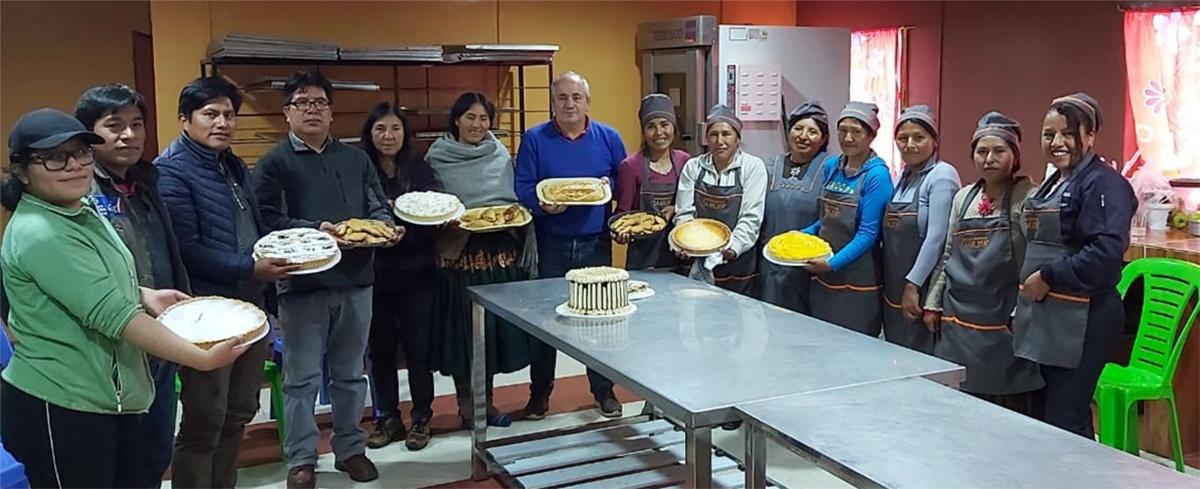 Asociaciones de transformación de alimentos del Altiplano paceño son afectadas por la cuarentena