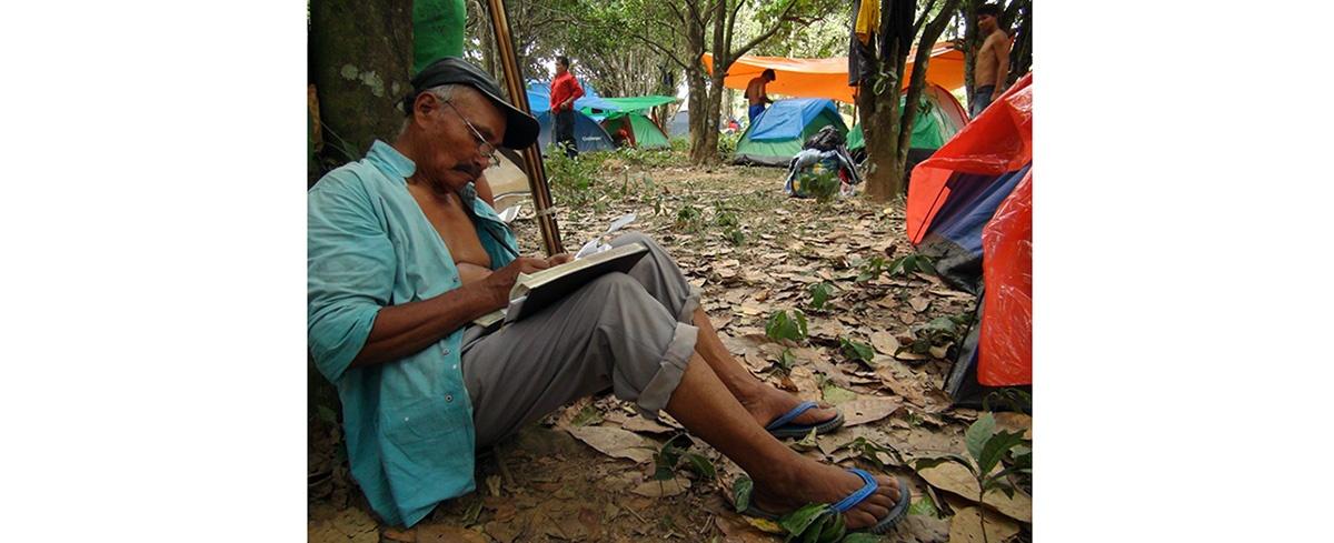 Fallece líder indígena canichana Antonio Sotto Watara