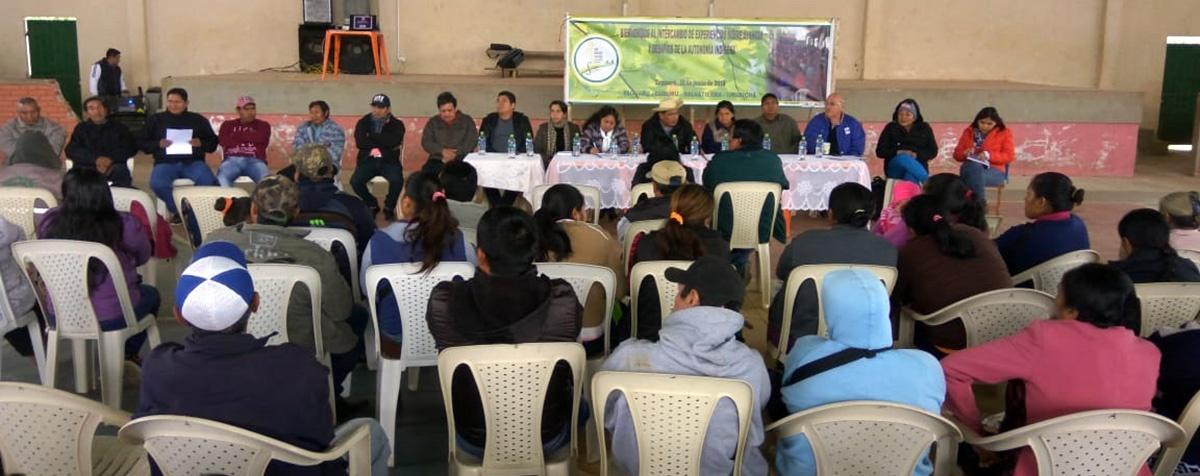 La participación política de los Pueblos Indígenas es una agenda inconclusa que afecta la democracia comunitaria