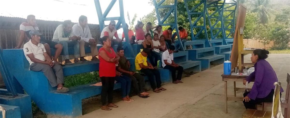 Juventud de la Amazonía Sur conoce y analiza la situación de sus derechos económicos sociales y culturales