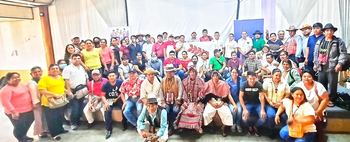 Pueblos indígenas de tierras altas y bajas, aprueban su agenda nacional