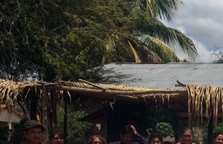 Familias Baureñas se capacitaron en armado, uso manejo de cocinas solares