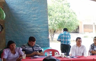 Zafreros de la Caña de Azúcar de Santa Cruz elaboraron su pliego petitorio junto a las autoridades departamentales