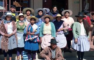 Mujeres de Anzaldo y Torotoro compartieron experiencias sobre emprendimientos económicos