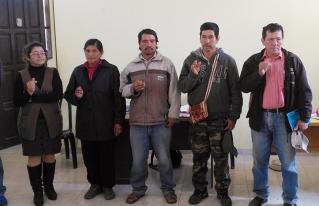 A un año del NO al Estatuto Guaraní Chaqueño, el municipio de Huacaya retoma su proceso autonómico
