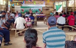Mujeres ignacianas asumen liderazgo político en la estructura orgánica de la Subcentral TIMI