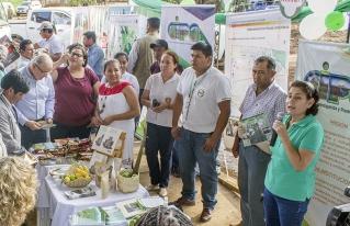 CIPCA presentó avance del proyecto ZICOSUR ante comisión del Eurolat en San Ignacio de Velasco