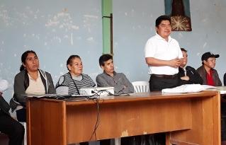 APG y el Viceministerio de Autonomías firman acuerdo para el fortalecimiento y consolidación de las autonomías indígenas de la Nación Guaraní