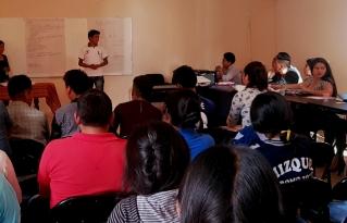 Líderes jóvenes rurales y urbanos iniciaron capacitación en democracia intercultural y control social