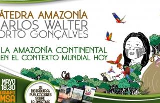 CIDES UMSA instaurará la Cátedra libre Amazonía este martes 21 de mayo con el apoyo del Foro Andino Amazónico de Desarrollo Rural