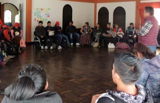 Arrancó la formación de facilitadores comunitarios en liderazgo sociopolítico con participación de jóvenes