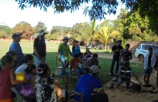 Jóvenes Reforestadores de la Amazonía fortalecen sus capacidades en prácticas agroecológicas