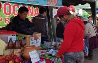 El Cono Sur expone su riqueza productiva en su 2da feria agropecuaria