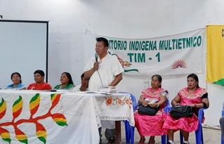 San Ignacio de Mojos fue escenario del Encuentro de saberes sobre autonomía indígena