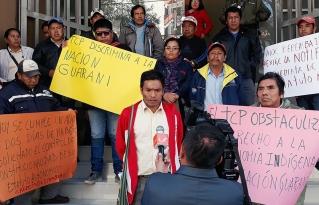 """Autonomía Indígena Guaraní """"Kereimba Iyambae"""" logró acuerdo con el TCP para Resolución Constitucional de su Estatuto"""
