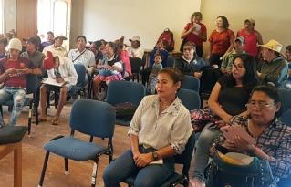 Pueblos indígenas debaten sobre los modelos de desarrollo en la Amazonía paceña