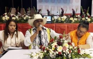 Candidatos y candidatas indígenas de la circunscripción especial de Santa Cruz debatieron sobre derechos