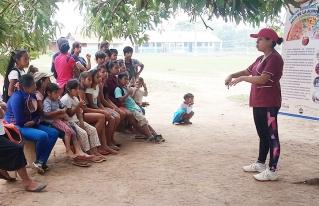 Instituciones del Norte Amazónico trabajan por mejorar la salud nutricional de niños y adolescentes campesinos indígenas de la región
