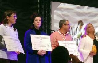 Cacao nativo amazónico de Mojos y Baures del Beni son premiados por el International Cocoa Award en París