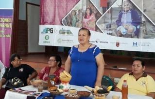 Mujeres Guaraní consensuan una agenda conjunta para reivindicar sus derechos y el fortalecimiento de la APG
