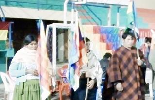 Organización Campesina de la provincia Esteban Arce evalúa su agenda estratégica y reivindica sus demandas orgánicas y políticas