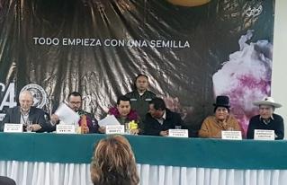 Avanza la Estrategia Nacional de Agricultura Familiar de Bolivia