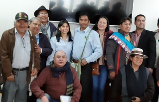 Autonomía Indígena en tiempos de transición: TIM participa de mesa técnica de la CONAIOC