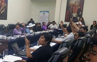 Jóvenes de Cochabamba ya cuentan con Ley departamental