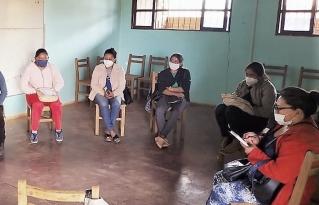 Comunidades indígenas de San Ignacio De Velasco revalorizan la medicina tradicional para enfrentar el COVID-19